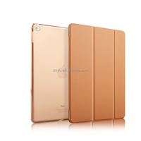 leather cover for ipad air2 Deluxe Smart PU Leather Case For Apple iPad Air