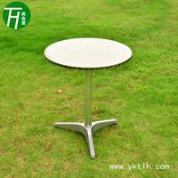 Cheap Folding High Top Aluminum Bistro/Bar Table