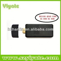 MI 802IV android mini pc android 4.2 Tv dongle with 2g ram 1.5ghz 8g rom
