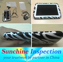 Shenzhen Mobile Phone Inspection / Phone Quality Inspection in Shenzhen/ Kids Tablet Third Party Inspection in Shenzhen