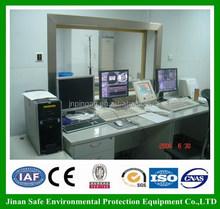 1000*1500*10mm x-ray shielding lead glass