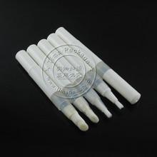 MOQ500pcs TM-LG761 empty cosmetic lip pen package lip gloss brush applicator pen