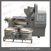 Easy Control Machine to Make Flaxseed Oil Production Line