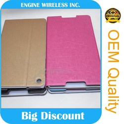 hot sale top quality leather case for lg g pad 8.3