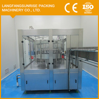 3 in 1 Filling Machine Pure Water Or Mineral Water