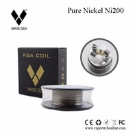 New product 2015 nickle wire ni200 vaporizer coil wire