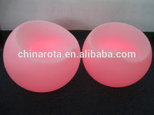 table ball illuminated wedding and event led bar high back upholstered chairs