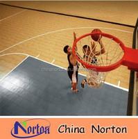 indoor basketball court wood flooring NTF-PW132B