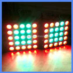 NEW High Power 5*5 25*30w led dots Video Matrix Light