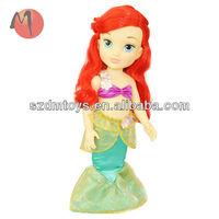 plastic mermaid figures dolls toy