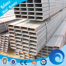 BS1387 RECTANGULAR STEEL PIPE NATURAL GAS PIPE