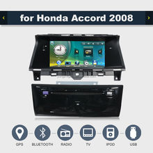touch screen car dvd player for Honda Accord 2008 with gps