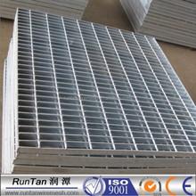 galvanized floor grating capacity, steel grating dimension, steel grating size