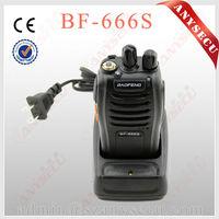 communication BAOFENG BF-666S dual band 2 way radio