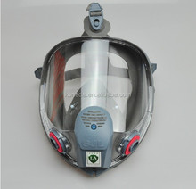 Full face gas mask SJL-600 Suit Paint Spraying Gas Mask can be use with 3M particulte filters and cartridges 3m 6800 full mask