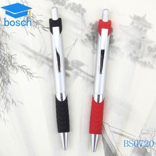 Click Promotional Logo Ball Pen, Plastic Ball Pen Full Color Printing