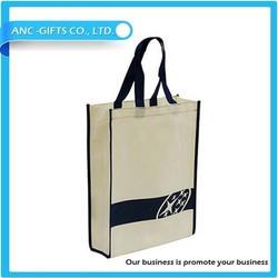 non woven tote bag promotional cheap logo shopping bags