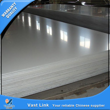 Mill test reflective sheet metal for building
