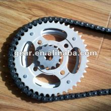 45mn motorcycle transmission roller chain