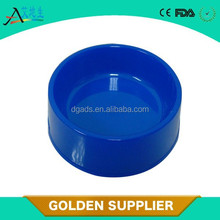 ADS high quality plastic pet bowl for dogs and cats
