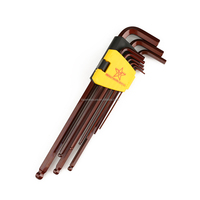 Used for Automobile Tire Mounting Steel Hex Key Wrench