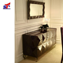 hot european sideboard , design Modern large MDF Sideboard furniture C3040