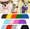 Wholesale blank t shirts for pet dog/ blank dog t shirt China wholesale/ Cotton t-shirt/ Pet summer clothes