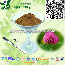 GMP standard hot sale red clover extract