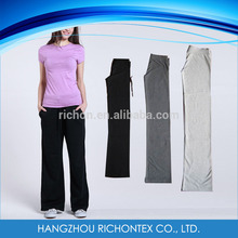 Calidad asegurada Spandex mujeres mayorista <span class=keywords><strong>pantalones</strong></span>