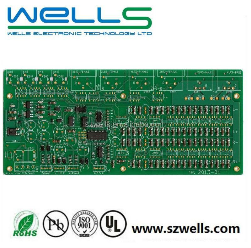 Pcb Sampling Building Materials : Mini power amplifier pcb printed circuit board