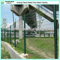 international standard anti-corrosion surface treatment Standard Wire Mesh Fence(Factory price)