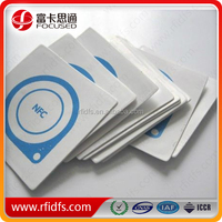 Hotsell nfc tag ntag203 sticker for mobile phone