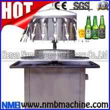 new technology beer washing filling capping machine