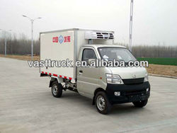 Reliable quality Mini SC1022DB4N Refrigerated Van