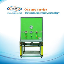 aluminum plastic composite film punching press forming machine