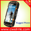 """MTK6572 Dual Core """"Rugged android cell phone 4 inch touch screen Discovery V8"""
