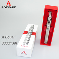 Alibaba Newest e cigarette electronic cigarette usa 3000mAh made in Shenzhen Rofvape with Constant voltage output