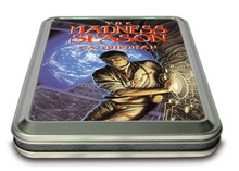 DVD VCD TIN CASE