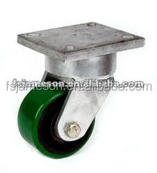 150mm Polyurethane Caste-iron Casters-extra super heavy duty castor