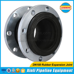 EPDM single sphere high quality rubber expansion joint manufactured in China
