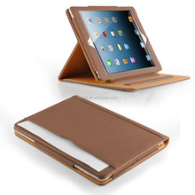 Luxury PU Cover Smart Case for Apple ipad 5