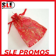 low price wholesale organza bag for shopping