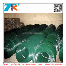 popular market 2014 PVC Wire Coil shijiazhuang taike metal