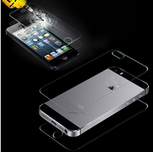 Mobile phone for iphone 5 tempered glass screen protector screen protective glass for iphone 5