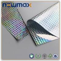 Self adhesive holographic film & Holographic Thermal Laminating Film