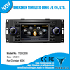 Car DVD Player for Jeep Grand Cherokee 2007 with with built-in GPS A8 chipset RDS BT 3G/Wifi DSP Radio 20 dics momery(TID-C206)