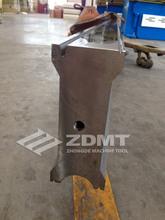 Top Punch & Bottom Square die for hydraulic press brake & Hydraulic Bending Machine
