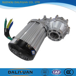 used motor oil to diesel motor scooter 60V 1500W for electric tricycle