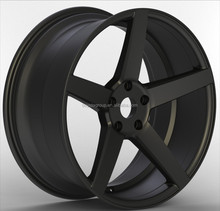 Alloy wheel rims for car , auto parts, universal rims wheels made in china