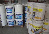 Gypsum putty for wall